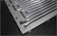 Aerospace CNC machining to the highest standards make us a vendor for critical thermal management devices