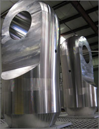 Photo: products requiring Nadcap heat treating services
